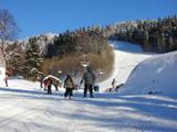 Skiareál Horní Domky–  Apartmány Ilona