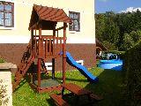 Okolí apartmánového domu– Ubytování Apartmány Ilona