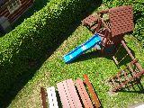 Garten– Appartements Ilona